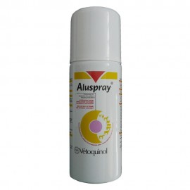 Aluspray Spray cicatrizante para perros y gatos 210 ml.
