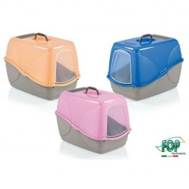 WC para gatos BUFFY CAT TOILET FLUO