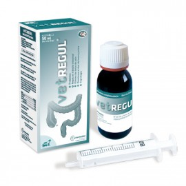 Vet Regul Gel para Perros y Gatos 50 ml.
