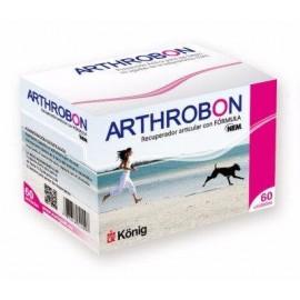 Arthrobon regenerador articular para perros 60 comprimidos palatables