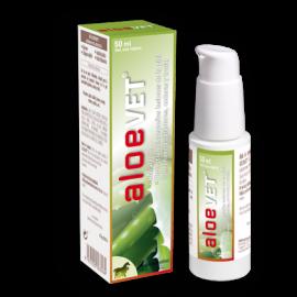 Aloe Vet Gel cicatrizante para perros y gatos 50 ml.