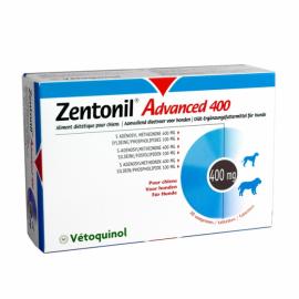 Zentonil Advanced suplemento para la función hepática para perros y gatos 400 gr.