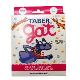 Collar insecticida para gatos TABERGAT