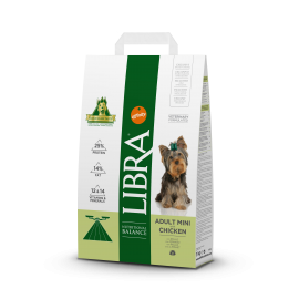 Libra dog mini 3 kg.