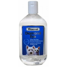 Vitacoat Diamond Eyes limpiador lagrimales 250 ml.
