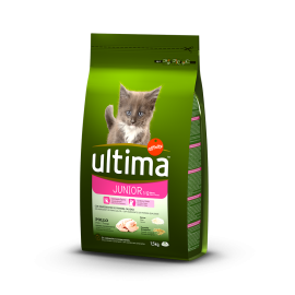 Ultima cat junior 1,5 kg.