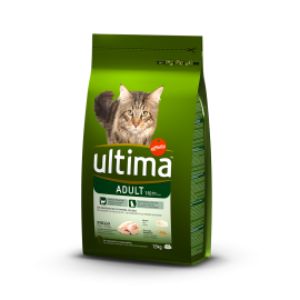 Ultima cat adult pollo 1,5 kg.