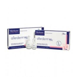 Allerderm Spot-On 6 pipetas de 4 ml. para perros y gatos