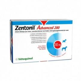 Zentonil Advanced suplemento para la función hepática para perros y gatos 200 gr.