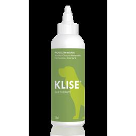 Solución ótica KLISE protección para los oídos del perro 118 ml.