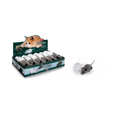 Ratón a cuerda