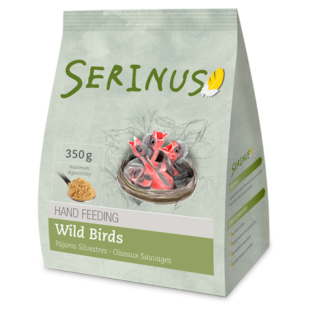 Papilla para aves silvestres SERINUS