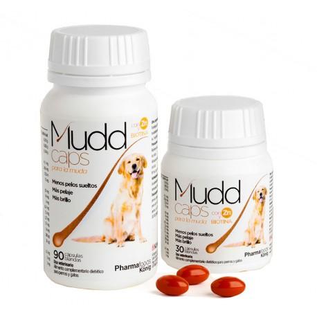 Mudd cápsulas para la muda