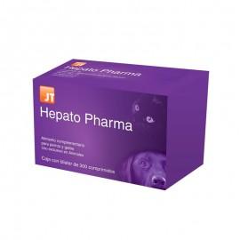 JT Hepato Pharma Regenerador hepático para perros y gatos 60/300 comp / 55 ml.