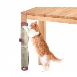 Rascador de gato para patas de la mesa