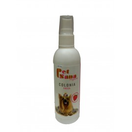 Pet Sana Colonia de Fresa para perros 125 ml.