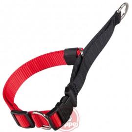 Collar Educativo de Nylon Rojo