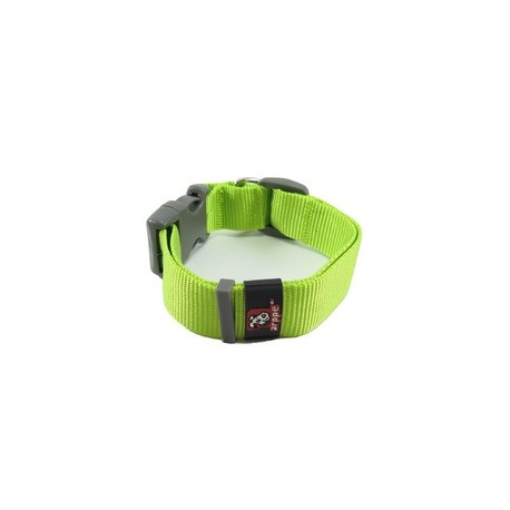 Collar de Nylon Regulable Pistacho