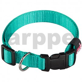 Collar de Nylon Regulable Turquesa