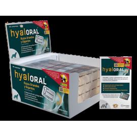Hyaloral cuidado osteoarticular para perros razas grandes y gigantes 360 comprimidos