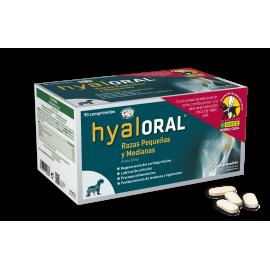 Hyaloral cuidado osteoarticular para perros razas pequeñas y medianas 90 comprimidos