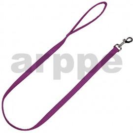 Correa teflón púrpura