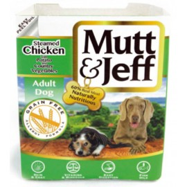 Mutt & Jeff Steamed Chicken