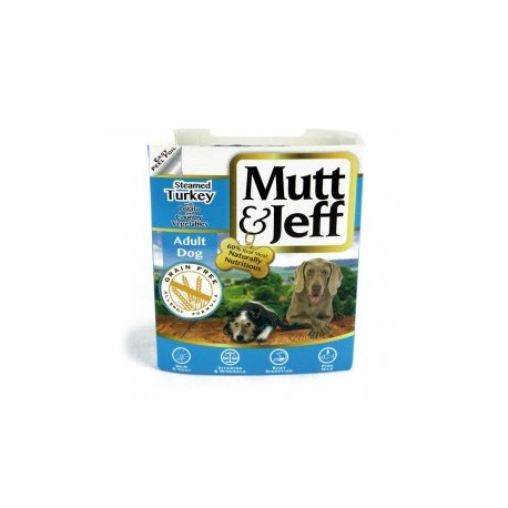 Mutt & Jeff Steamed Turkey