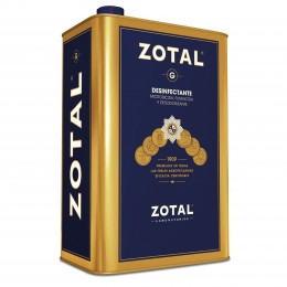 Zotal Desinfectante 10 Litros