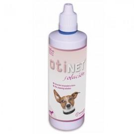 Otinet solución para limpieza de oídos en perros y gatos 125 ml.