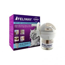 Feliway Difusor + Recambio 48 ml.