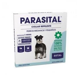 Collar Parasital perros pequeños y medianos