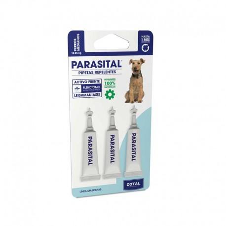 Parasital pipetas perros medianos