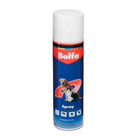 Bolfo spray antiparasitario