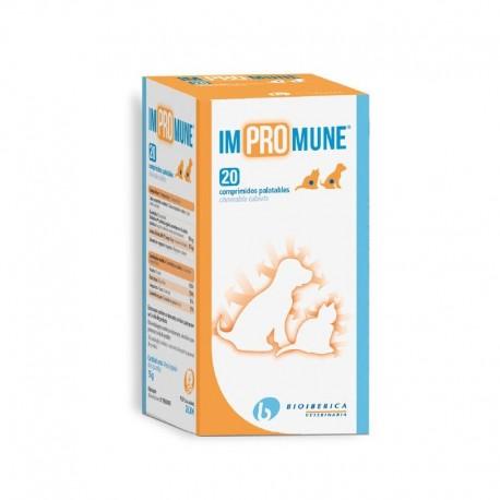 Impromune defensas para mascotas