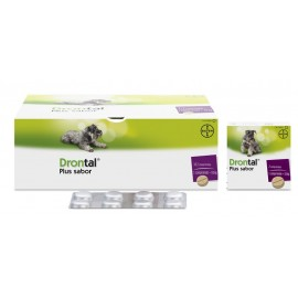Drontal Plus Razas pequeñas y medianas 312 comprimidos
