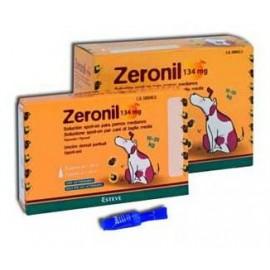 Pipetas Zeronil 134 mg. perros 10-20 kg.