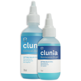 Clunia Clinical Zn-A Gel 118 ml.