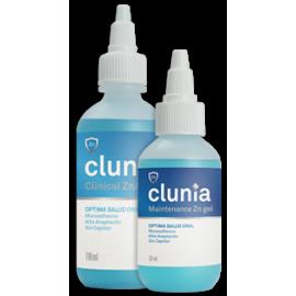 Clunia Clinical Zn-A Gel limpieza dental para perros, gatos y otras mascotas 118 ml.