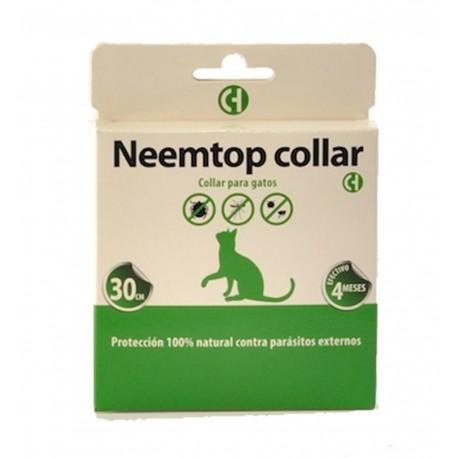 Neemtop collar repelente para gatos