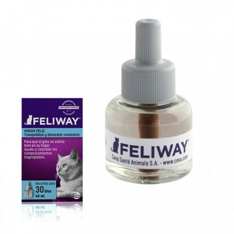 Feliway Recambio 48 ml.