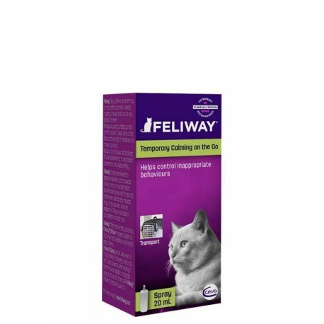 Feliway Travel spray 20 ml.