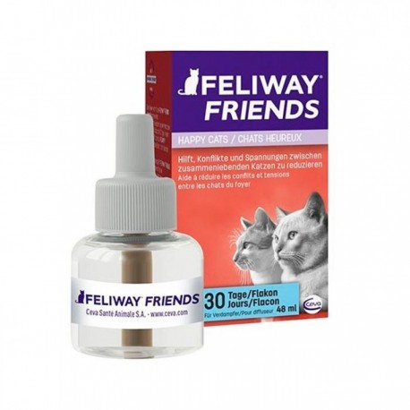 Feliway Friends Recambio 48 ml.