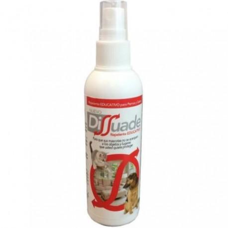 Dissuade spray 100 ml. repelente educativo para perros y gatos