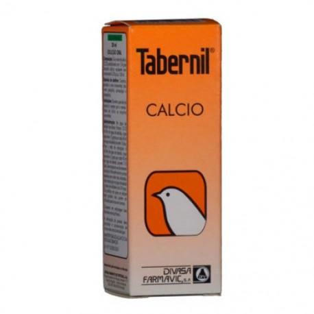 Tabernil Calcio para pájaros 20 ml.