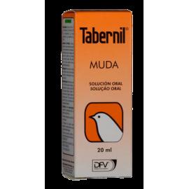Tabernil Muda para pájaros 20/100 ml.