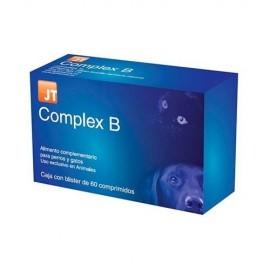 JT Complex B vitaminas para perros y gatos 60 comprimidos