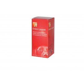 JT Entero Laxavet estreñimiento en perros y gatos 55 ml.