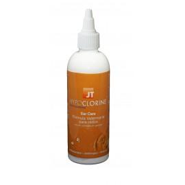 JT Hypoclorine Ear Care Líquido limpiador ótico para perros y gatos 150 ml.