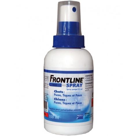 Frontline Spray 100 ml.